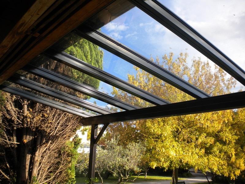 pergola toiture vitr e 84 avignon arc en ciel. Black Bedroom Furniture Sets. Home Design Ideas